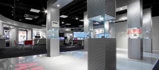 ABB Bailey Japan / Okamura's Designed Workplace Showcase