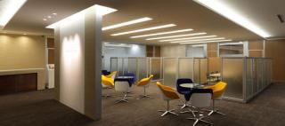 General Materials Manufacturer / Okamura's Designed Workplace Showcase