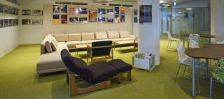 IT services company / Okamura's Designed Workplace Showcase