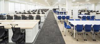 Life Corporation / Okamura's Designed Workplace Showcase