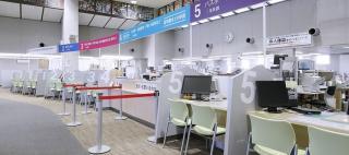 Tendo / Okamura's Designed Workplace Showcase