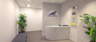 Amer Sports Japan, Inc. / Okamura's Designed Workplace Showcase