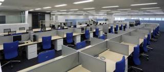 All Nippon Airways Co., Ltd. (ANA) / Okamura's Designed Workplace Showcase