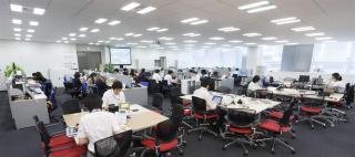 AUN CONSULTING, Inc. / Okamura's Designed Workplace Showcase
