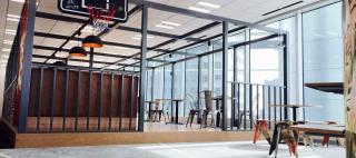 BANDAI NAMCO Entertainment Inc. / Okamura's Designed Workplace Showcase
