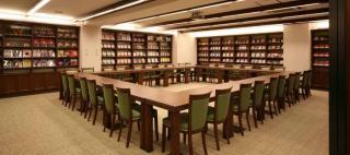 Financial Club inc. / Okamura's Designed Workplace Showcase