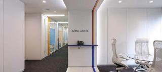HCL JAPAN LTD. / Okamura's Designed Workplace Showcase