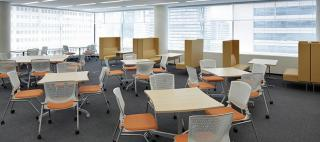 IBJ, Inc. / Okamura's Designed Workplace Showcase