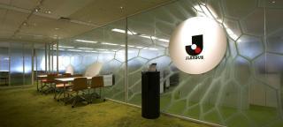 Japan Professional Football League / Okamura's Designed Workplace Showcase