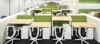 Kanden Realty & Development Co., Ltd. / Okamura's Designed Workplace Showcase