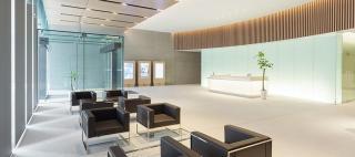 The Niigata Nippo Co., Ltd. / Okamura's Designed Workplace Showcase
