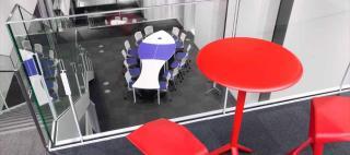Nippon Suisan Kaisha, Ltd. / Okamura's Designed Workplace Showcase