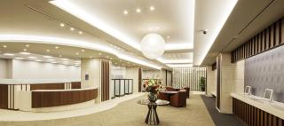 Okasan Securities Co., Ltd. / Okamura's Designed Workplace Showcase