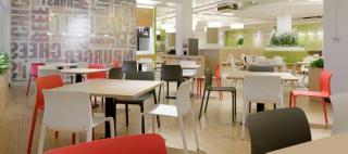Oki Electric Industry Co., Ltd. / Okamura's Designed Workplace Showcase