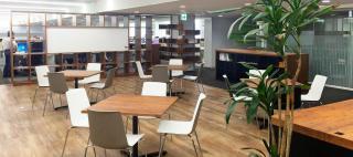 Okamura Corporation / Okamura's Designed Workplace Showcase