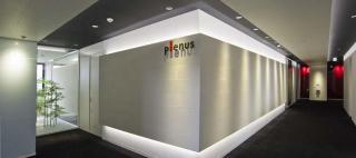 Plenus Company Limited / Okamura's Designed Workplace Showcase
