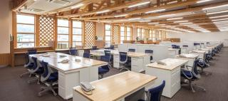 Town of Sumita in the Kesen District of Iwate Prefecture / Okamura's Designed Workplace Showcase