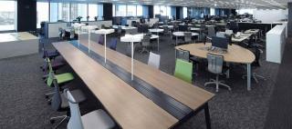Tanseisha Co., Ltd. / Okamura's Designed Workplace Showcase