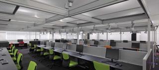 Goto Ikueikai Education Foundation Tokyo City University / Okamura's Designed Workplace Showcase
