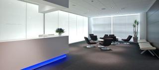 Tokyo Electron Device LTD. / Okamura's Designed Workplace Showcase