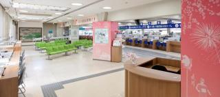 Yotsukaido City / Okamura's Designed Workplace Showcase