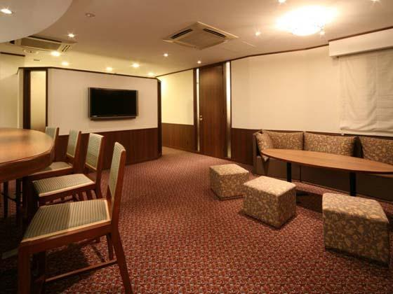 Financial Club inc./【Break area】Lights are set low for a truly relaxing atmosphere.