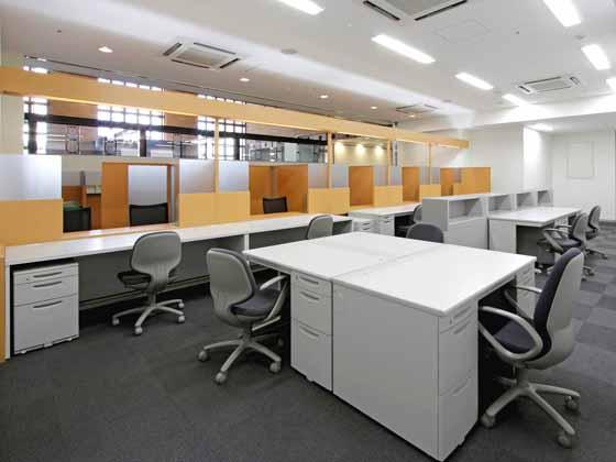The Hokkoku Bank, Ltd./【Office area】Office area