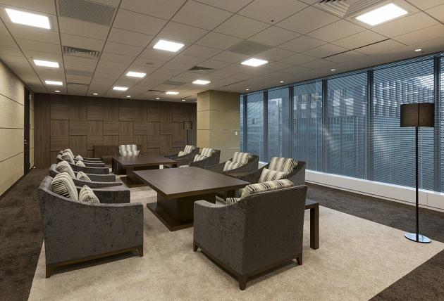 Group Holdings/【Reception room】This is a reception room for receiving special guests.