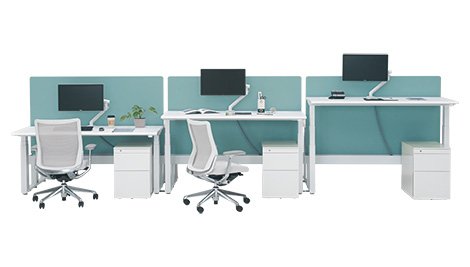 workstations products okamura